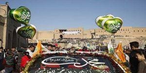 Li Herêma Kurdistanê ji dayikbûna pêxemberê îslamê tê pîrozkirin