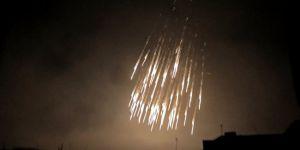 Suriye basını: Koalisyon güçleri beyaz fosforla saldırdı, ölen siviller var