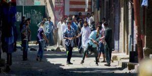 Keşmir'de Halk Ayaklandı! Silahlar Konuşuyor