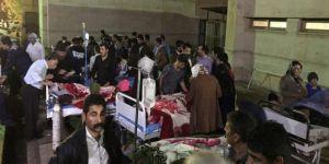 Rojhilat'ta deprem; yüzlerce yaralı
