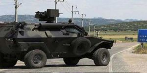 Diyarbakır'da operasyon ve sokağa çıkma yasağı