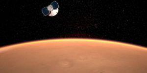 NASA Mars kaşifini indirmeye hazırlanıyor