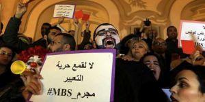 Tunuslular Veliaht Prens'e Karşı Sokağa Çıktı