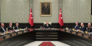 MGK: Suriye'de herhangi bir emrivakiye göz yumulmayacak