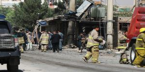 Kabil'de bomba yüklü araçla saldırı: 10 ölü, 29 yaralı