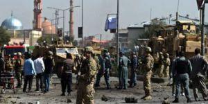 ABD Afganistan'da Sivilleri Vurdu