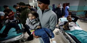 Gazzeli Binlerce Yaralı Büyük Risk Altında