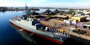 İran'dan Basra Körfezi'ne savaş gemisi