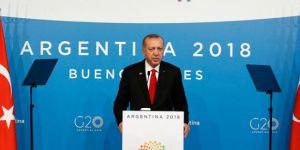 Erdoğan: Fırat'ın batısını olduğu gibi doğusunu da...