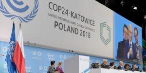 BM İklim Değişikliği Konferansı başladı