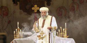 Mısır Kıpti Kilisesi'nden Suudi Arabistan'da ilk ayin