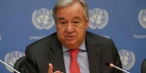BM'den iklim çağrısı: Hızlı çözümler bulmalıyız