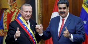 Erdoğan'dan Venezuela yaptırımlarına eleştiri