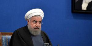 Ruhani: Yaptırımlar ekonomik terörizmdir