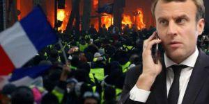 Macron kontrolü tamamen kaybetti