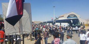 Son 24 saatte yaklaşık 900 Suriyeli sığınmacı evine döndü