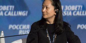 Çin'li Huawei CFO'su kefaletle serbest bırakıldı