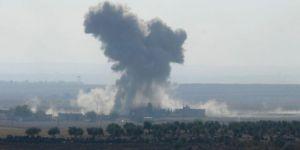 Koalisyon Deyrizor'a saldırdı: 15 ölü