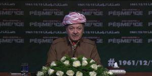 Başkan Barzani: Peşmerge mecbur bırakılınca, tankları yok eder