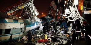 Ankara'da hızlı tren kazası: 7 kişi hayatını kaybetti, 46 yaralı var