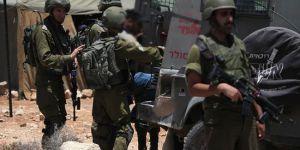 İşgal güçleri Batı Şeria'da 40 Filistinliyi gözaltına aldı