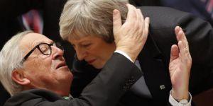 May Brüksel'den eli boş döndü