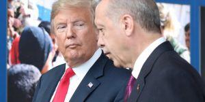 Erdoğan ile Trump Operasyonu görüştü