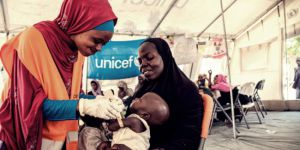 Nijerya Şaibeli UNİCEF yardımlarını durdurdu