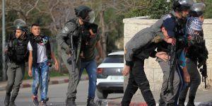 İşgal güçleri 18 Filistinliyi gözaltına aldı