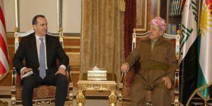 Serok Barzanî nîgeraniya xwe ji pêşeroja Kurdên Sûriyê derbirî