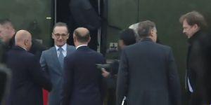 Almanya Dışişleri Bakanından Erbil'e ziyaret
