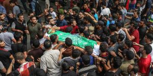Filistin'de Korkunç Bilanço: 50 Çocuk Şehit edildi