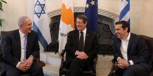 Çipras: Yunanistan, İsrail ve Kıbrıs, Türkiye ile İran'dan rahatsız