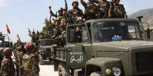 'Suriye Ordusu Kamışlı'da'