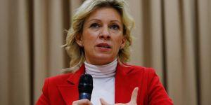 Zaharova:Rusya ve Türkiye Suriye'de yakın koordinasyon içinde