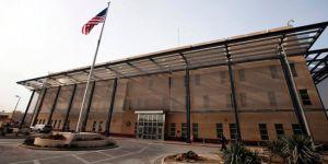 ABD'nin Bağdat Büyükelçiliği'ne füzeli saldırı