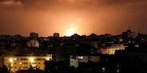 İsrail Helikopterleri Gazze'ye Saldırdı