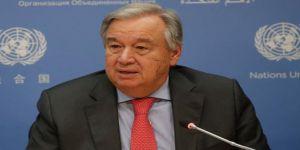 BM Genel Sekreteri Guterres: Dünyamız stres testinden geçiyor