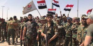 SOHR: Hêzên rejimê ji %60ê xaka Sûriyê kontrol kiriye
