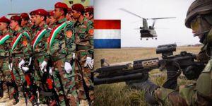 Hollanda: Emê li ser alîkarîkirina Pêşmerge berdewam bin