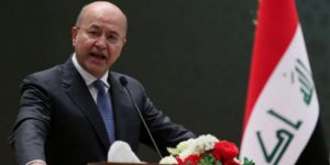 Irak Cumhurbaşkanı Berhem Salih Türkiye'ye gelecek