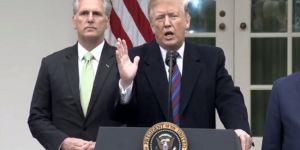 Trump: Hükümet aylar ya da yıllarca kapalı kalabilir