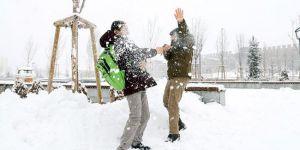 22 ilde eğitime kar tatili