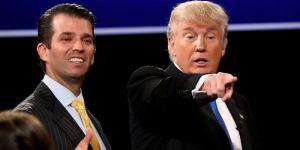 Oğul Trump'tan göçmenlere hakaret