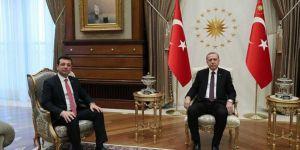 Erdoğan'la Görüşen İmamoğlu'ndan Açıklama