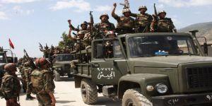Şam'dan Minbic'e askeri yığınak: Yanıt veririz