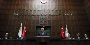 Erdoğan: Kürt kardeşlerimiz oyuna gelmeyin