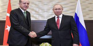 Erdoğan-Putin görüşmesinin ana gündemi: İdlib