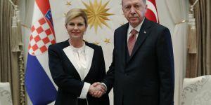 Erdoğan: Münbiç'teki saldırı ABD'nin kararını etkilemek için