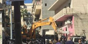 İşgalci İsrail On Bin Evi Yıkacak